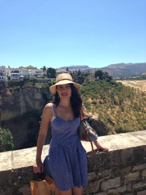 Hi! I am a Spanish journalist. I have to travel q