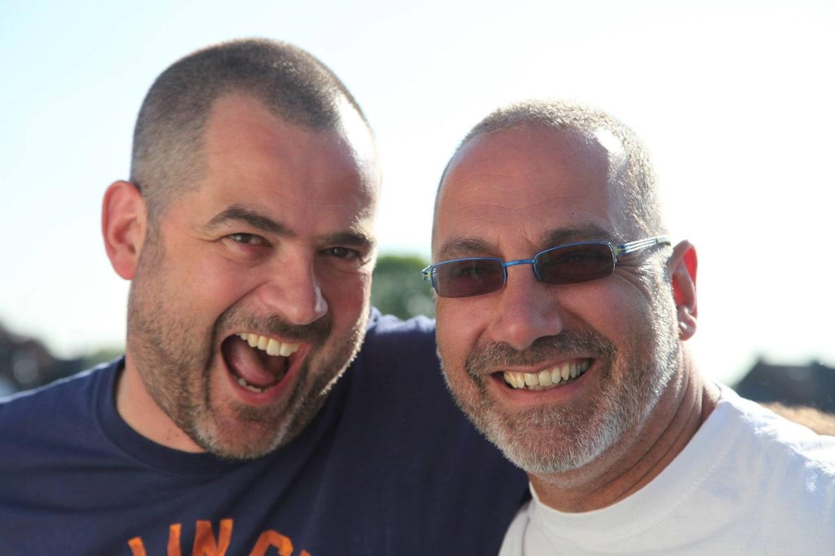 Jörg & Nadim from Emmer-Compascuum