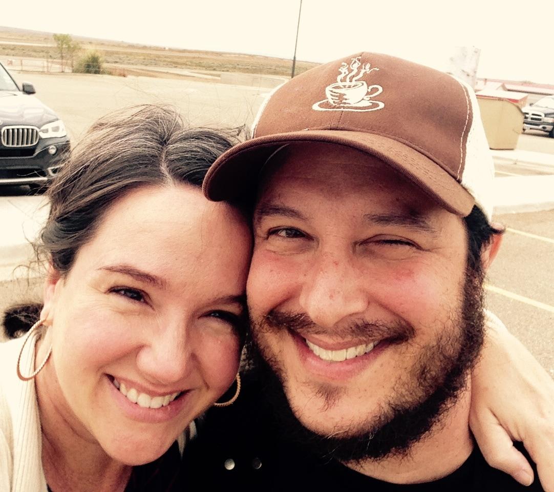 Lorie & Greg from Santa Fe
