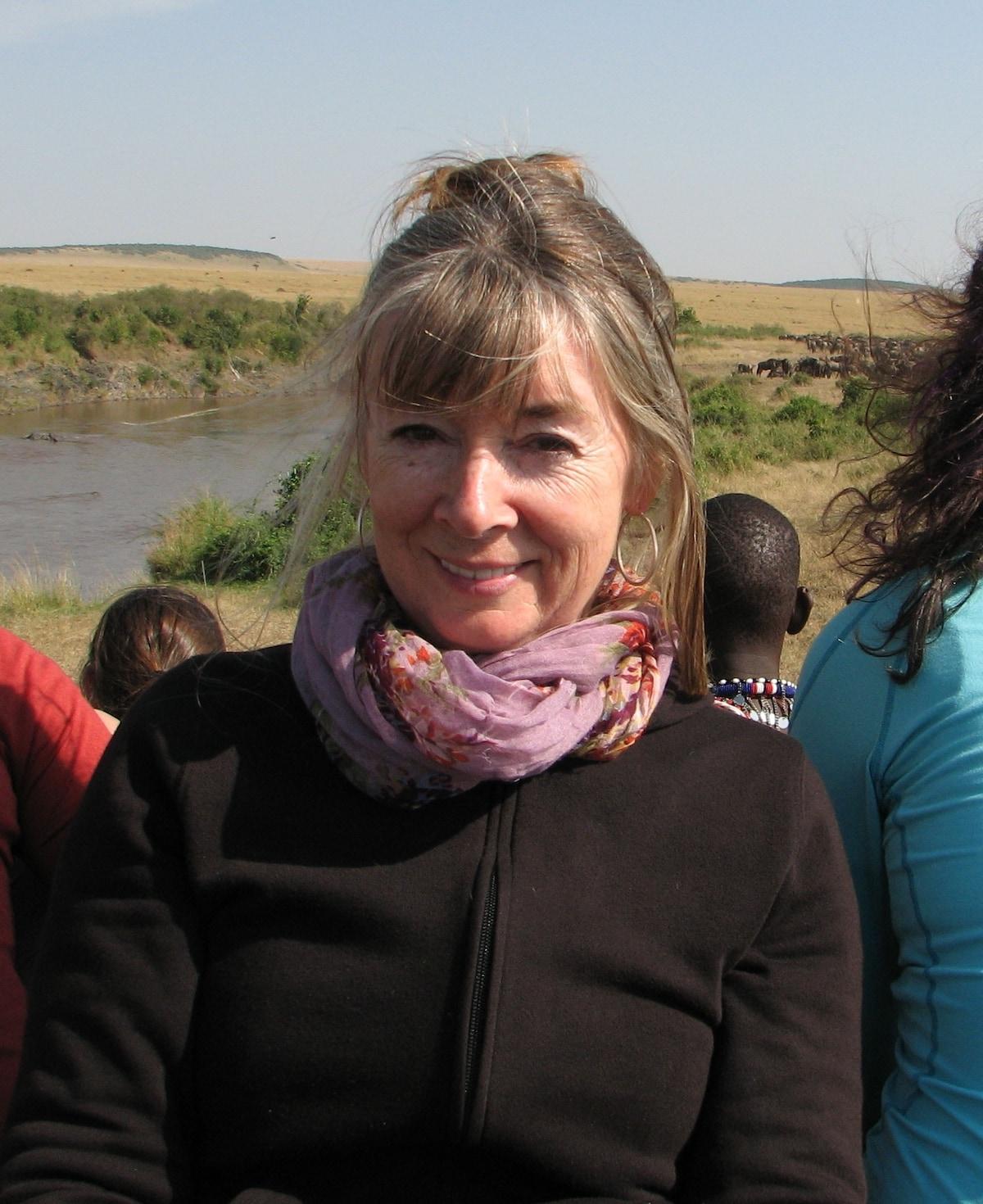 Linda from Comox-Strathcona J