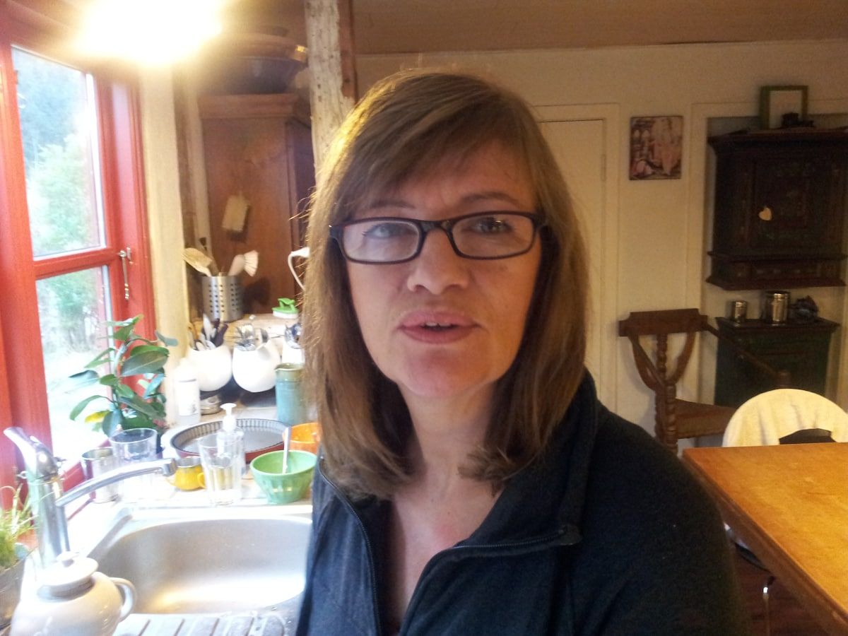 Francoise From Askeby, Denmark