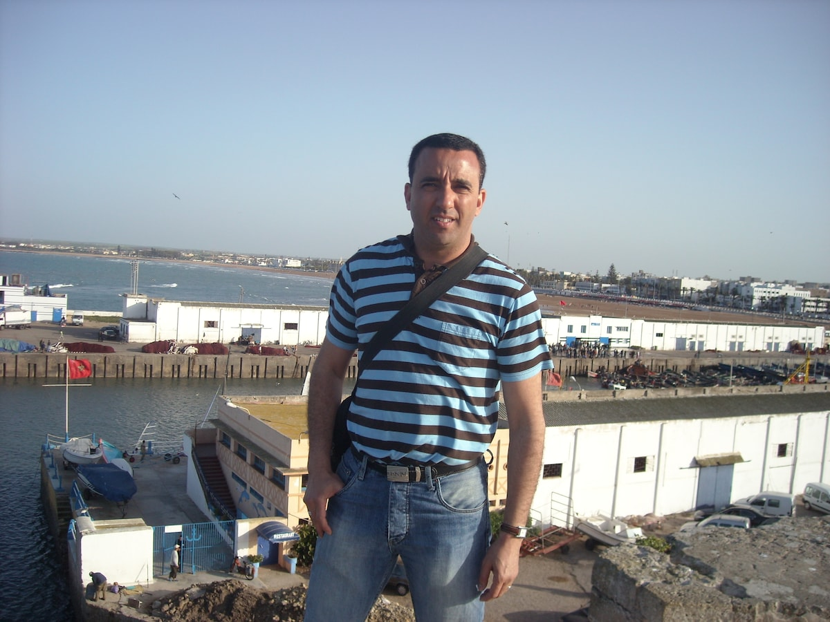 Abdel From Azemmour, Morocco