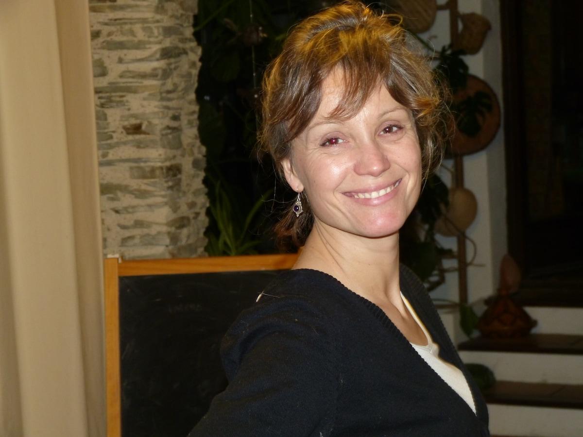 Geneviève from Avèze