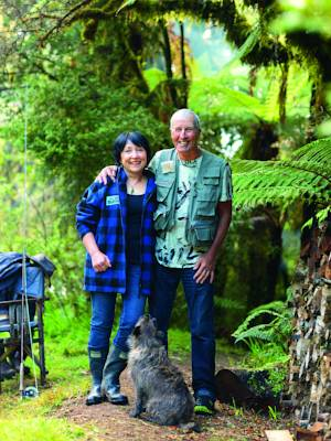 John & Maureen from Hokitika