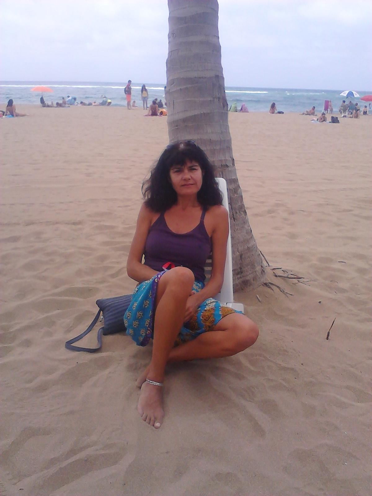 Amparo from Palmas de Gran Canaria