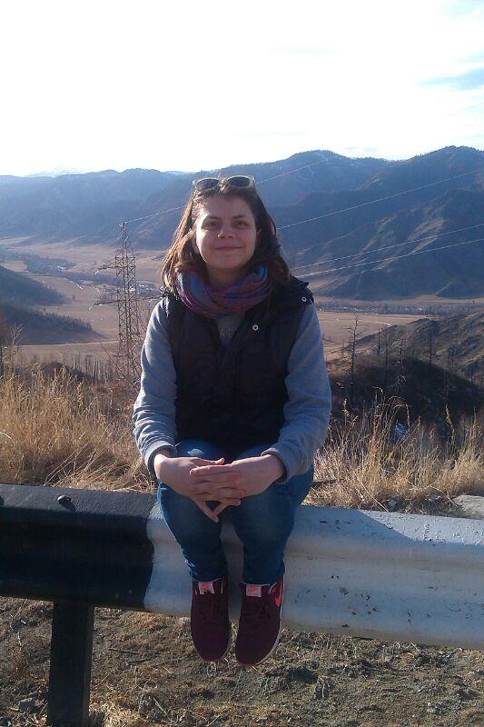Marina from Novosibirsk