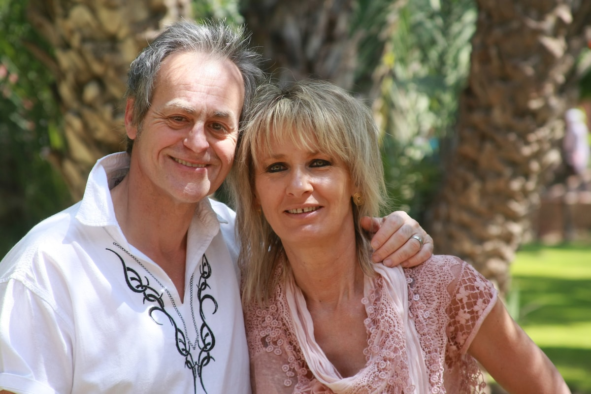 Agnès Et Philippe-Alexis from Mirleft