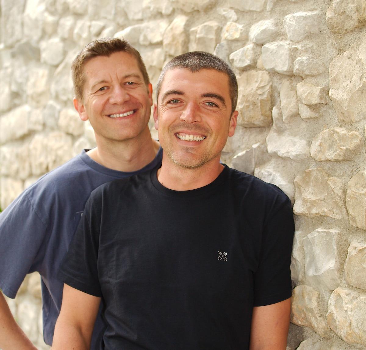 Richard & Frédéric