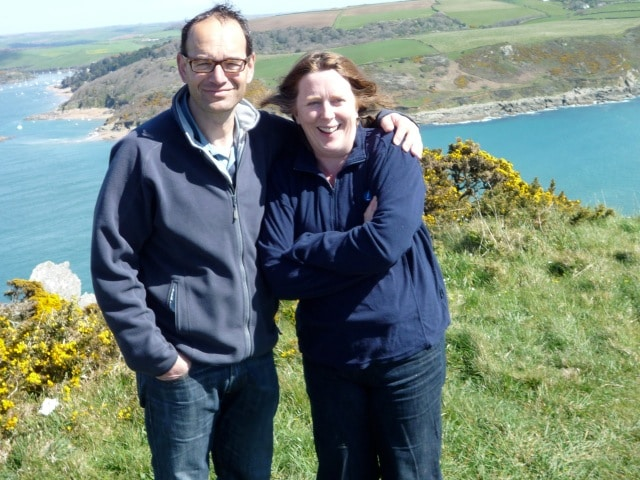 Steve And Cathy from Torquay