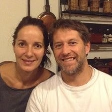 We are Cécile & Stéphane, a French couple with thr