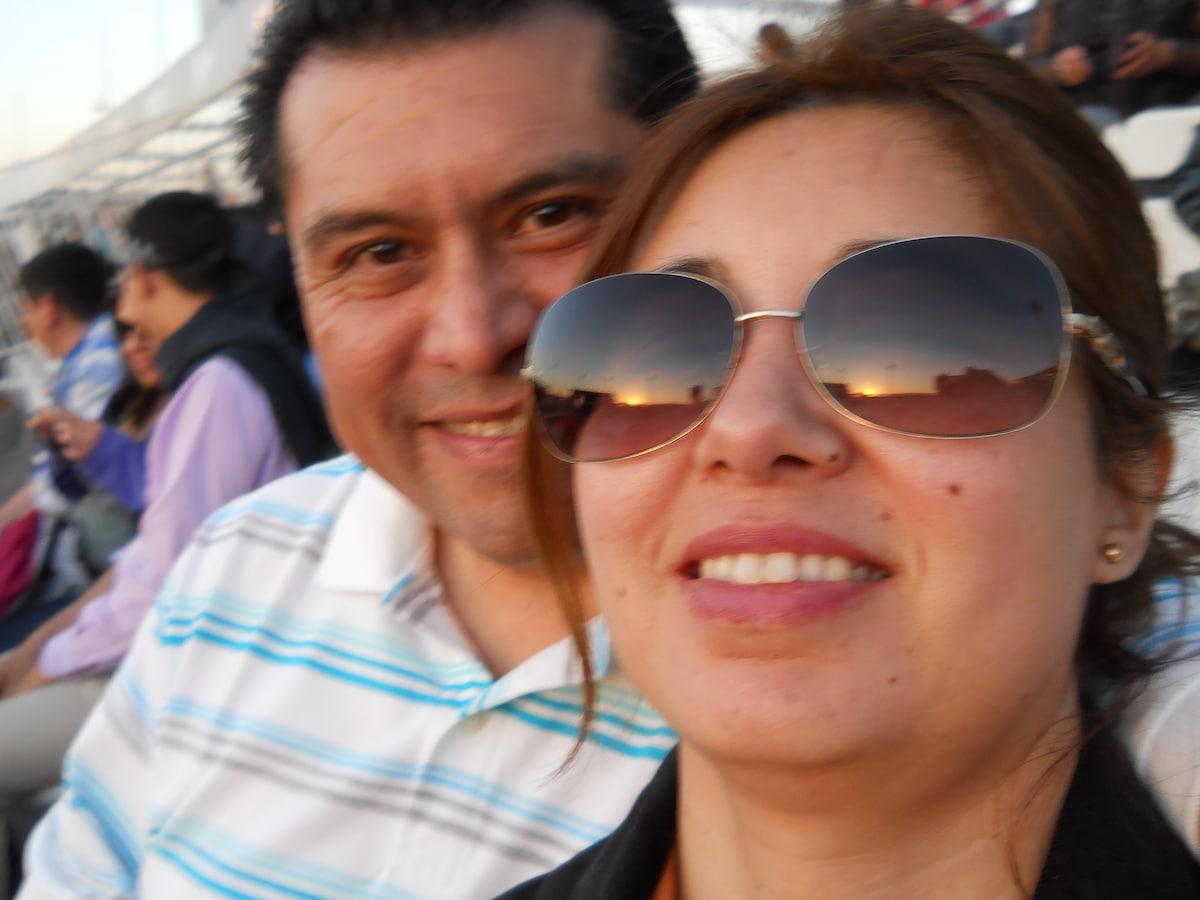 Emelina Y Miguel from Santiago