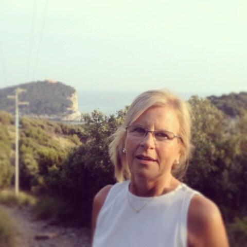 Giuliana From La Spezia, Italy