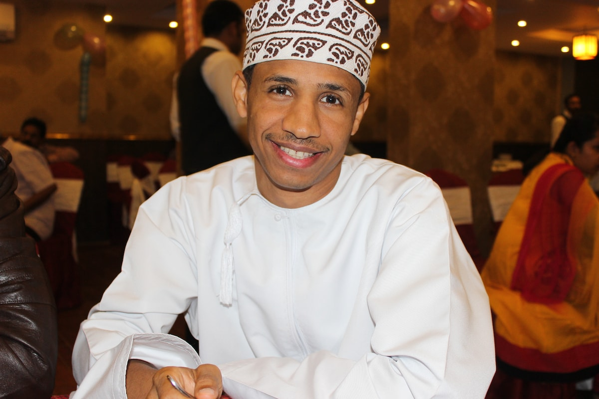 Hassan From Muscat, Oman