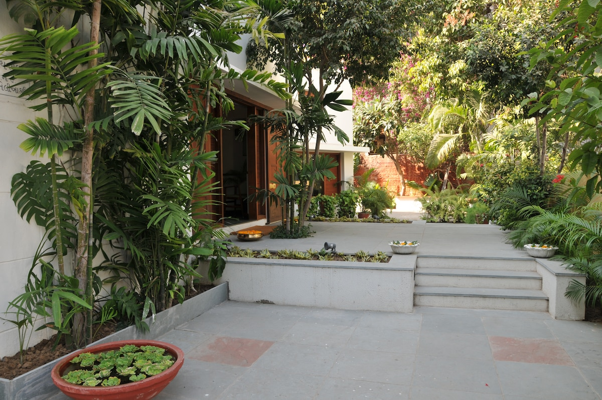 Utelia House No.9 From Ahmedabad, India
