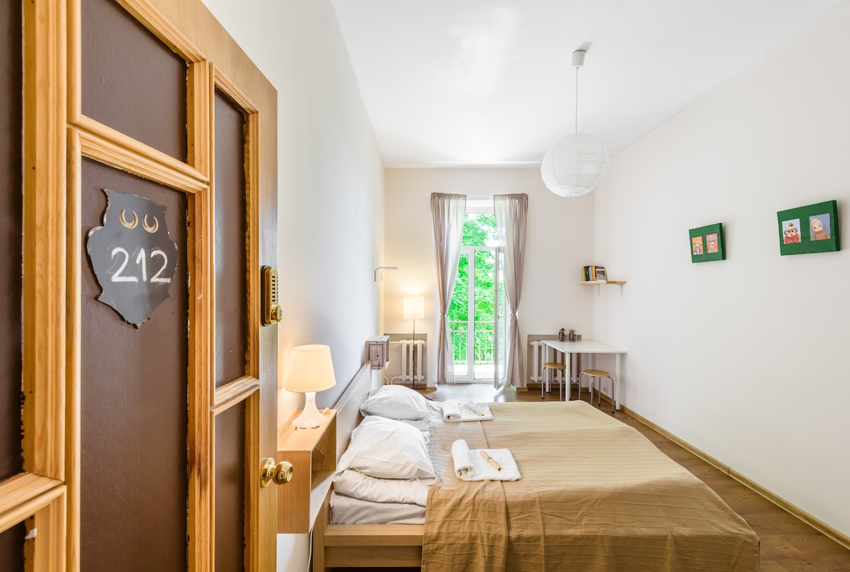 Downtown Forest Hostel & Camping from Vilnius