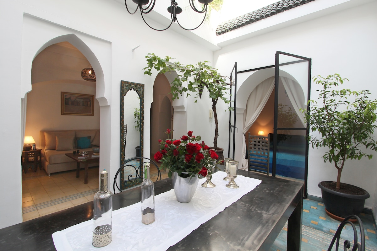 Suite  in a charming riad