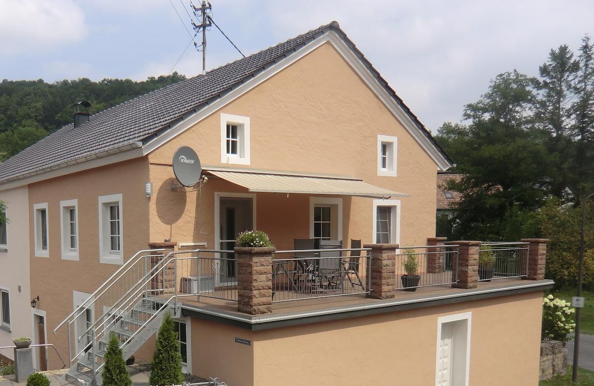 Ferienwohnung Enzen/Eifel/Bitburg