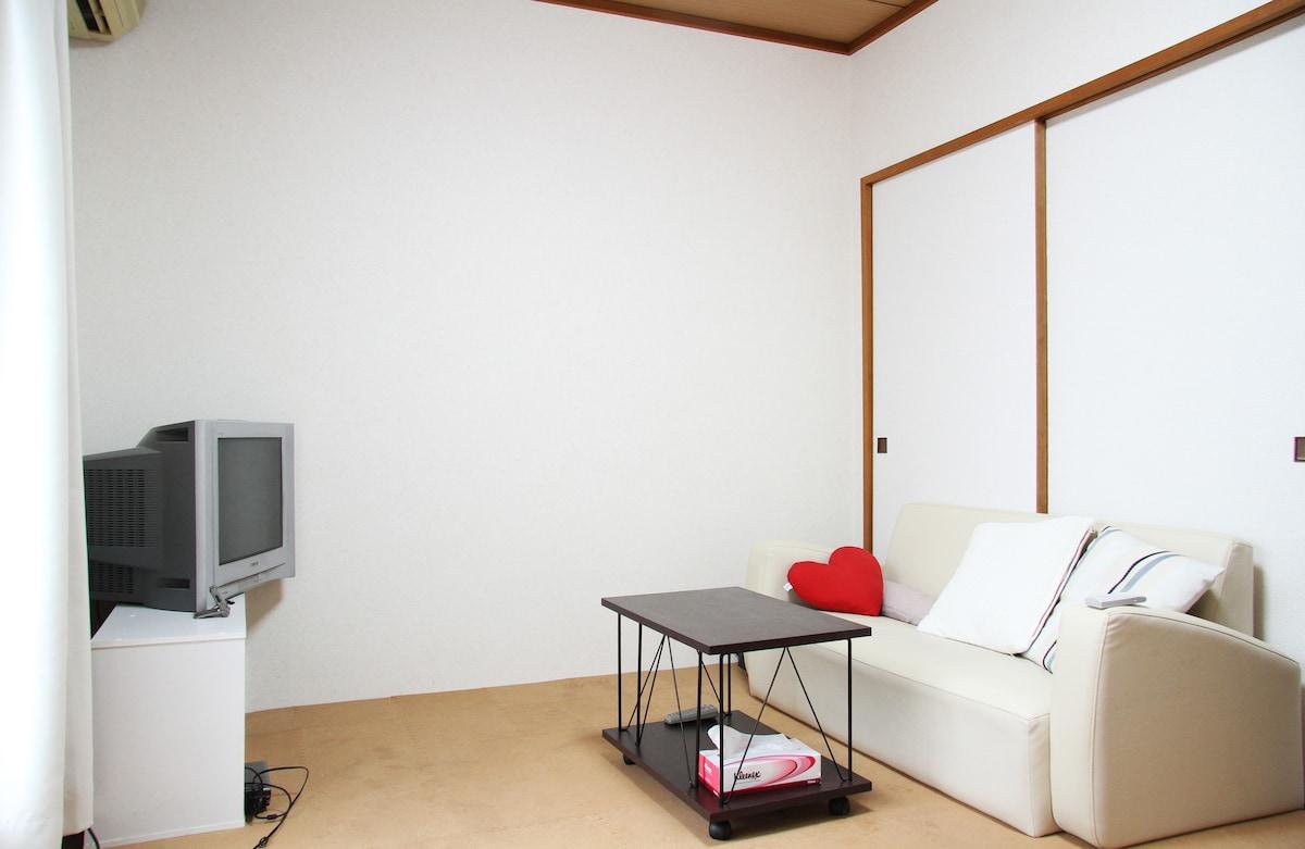 cozy room near Osaki Yamanote line