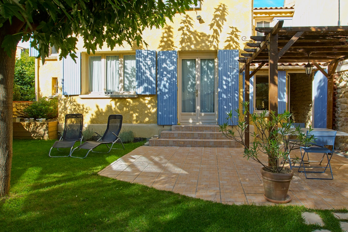 house nearly Avignon in provence