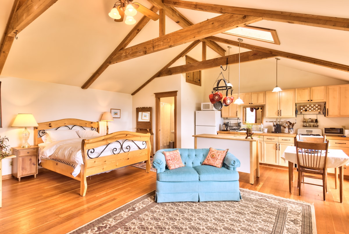 Charming Seabluff Cottage 180° View