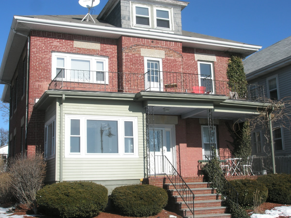 Temporary Housing in Boston