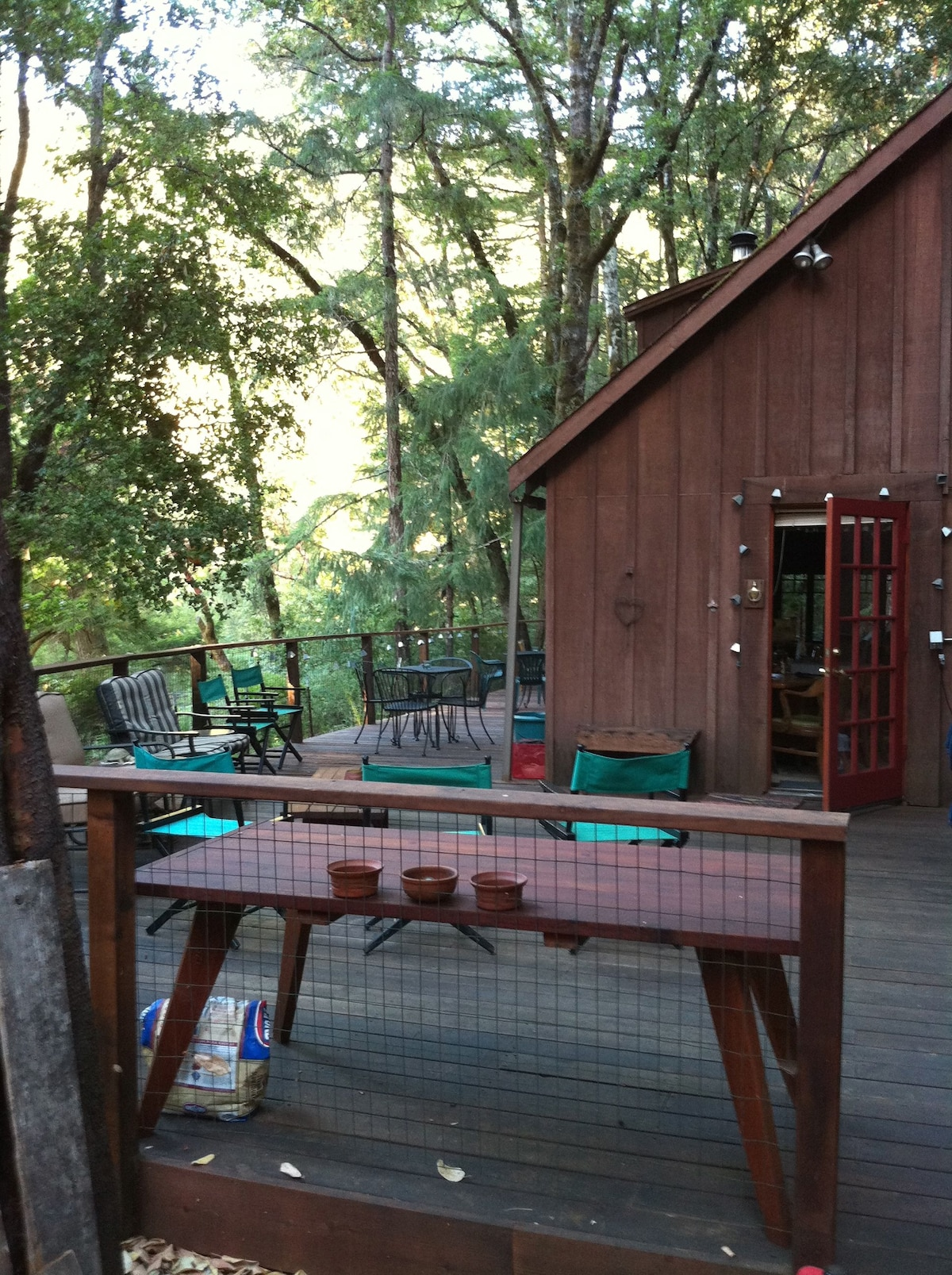 Beautiful Cabin in Redwoods