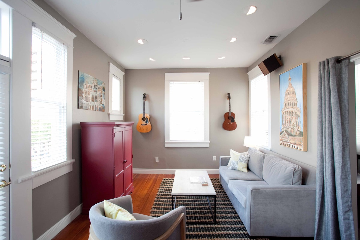 Historical Loft with Capitol View!