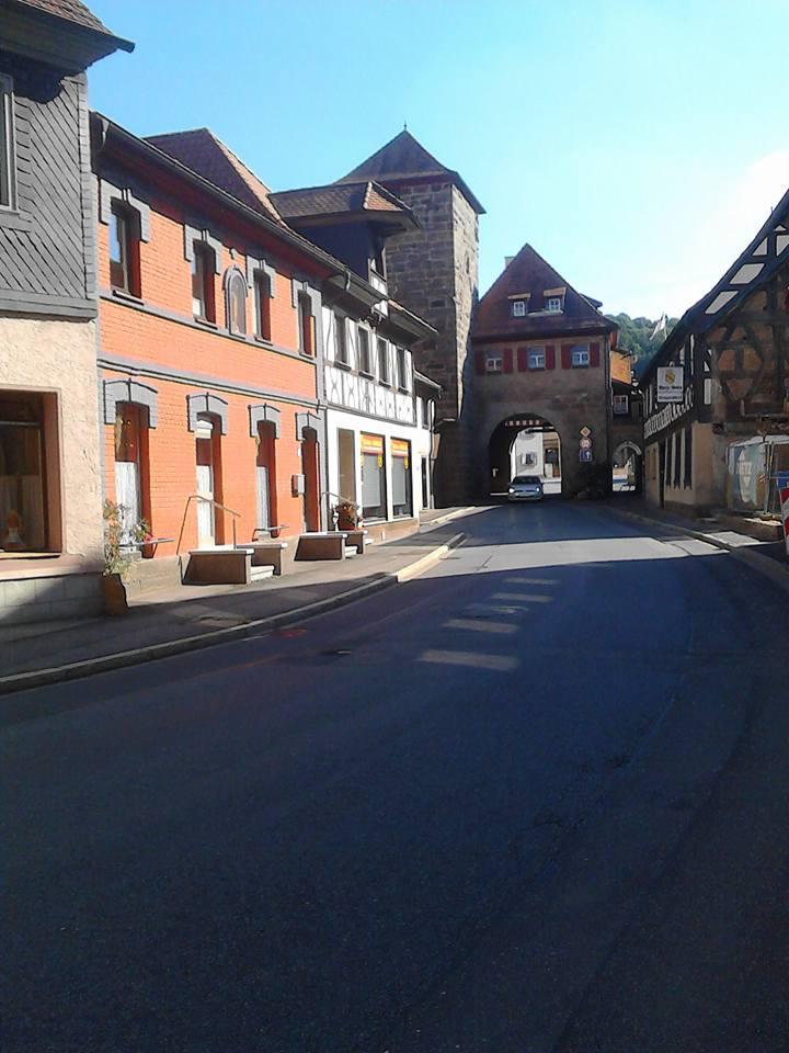 Tor zur fränkischen Schweiz