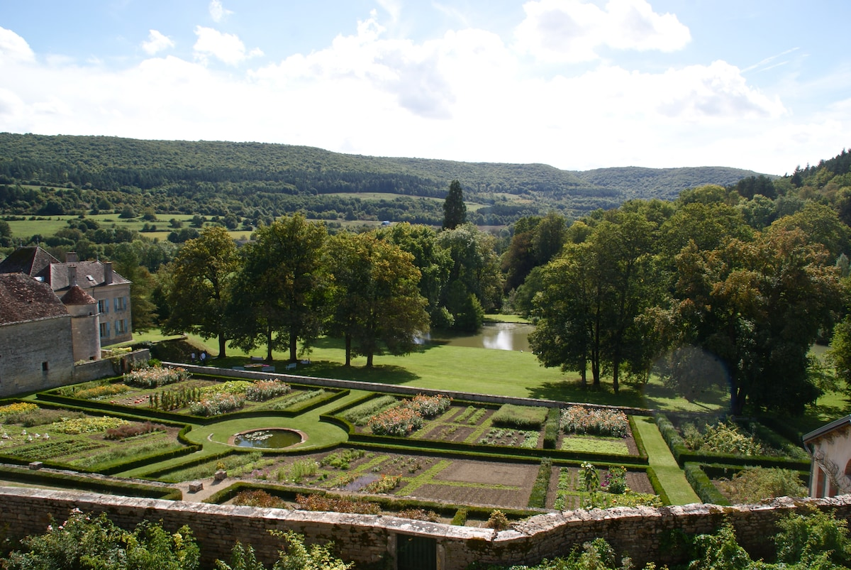 One of the most remarquable garden in France