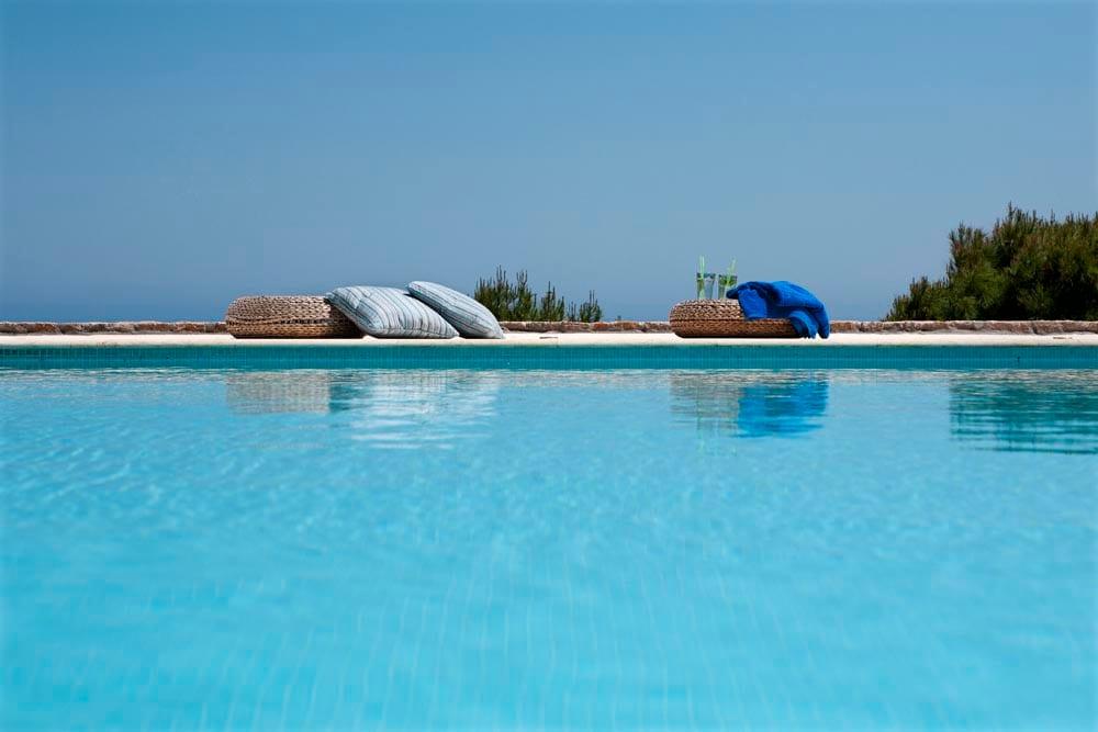 Viewing the Aegean Sea-Vravrona