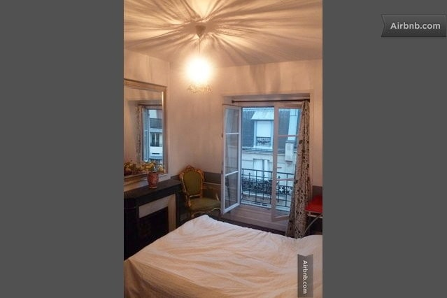 Luminous and comfortable apartment