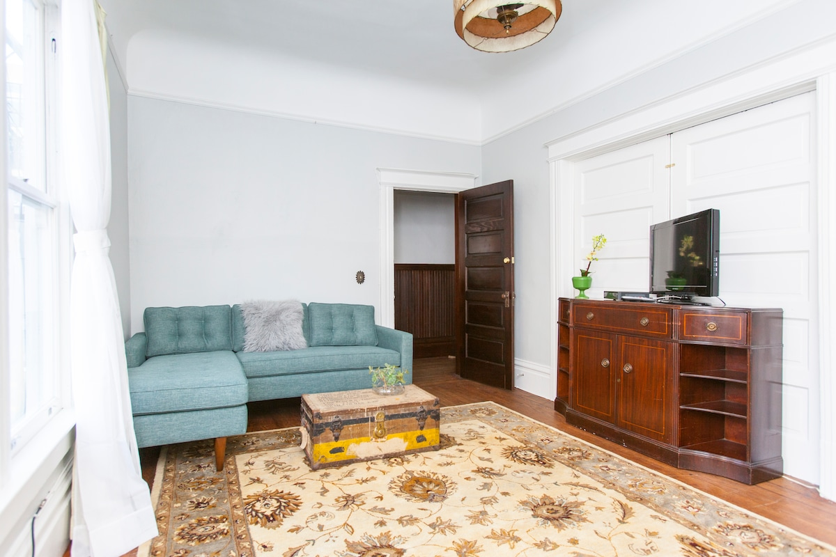Extra 4th aerobed for living room