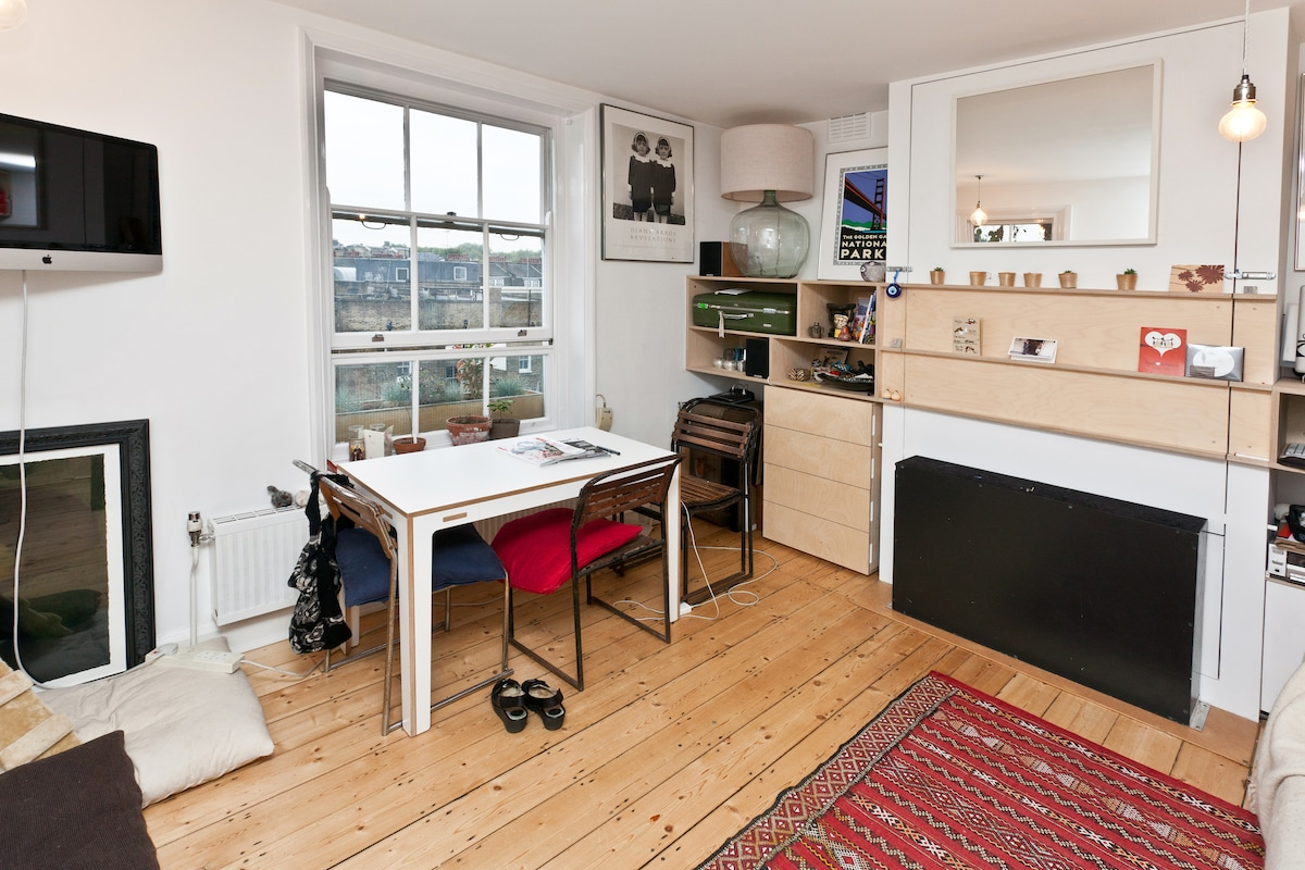 Quiet Bloomsbry/KingsX home 3dy-3mo