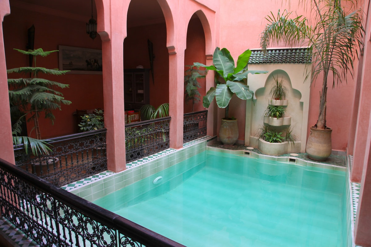 Riad Room double/ twin N°5