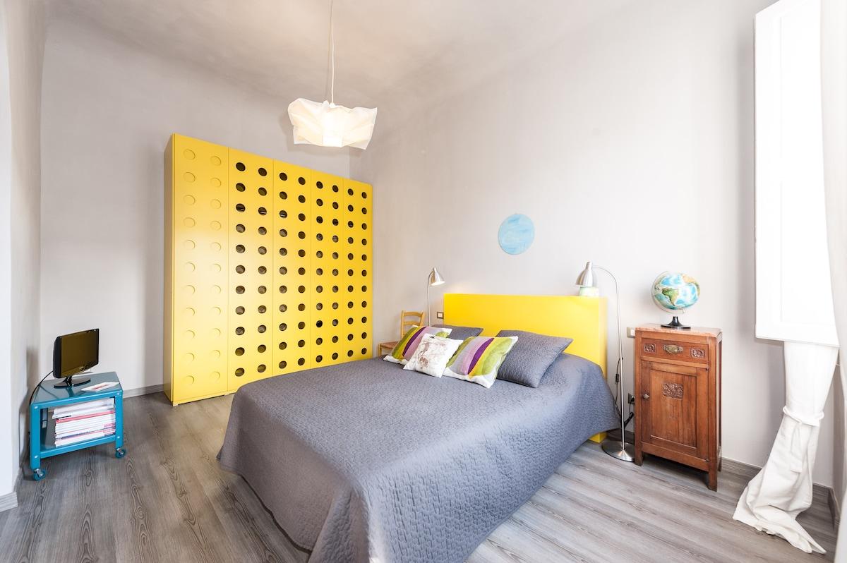 Senape Bedroom