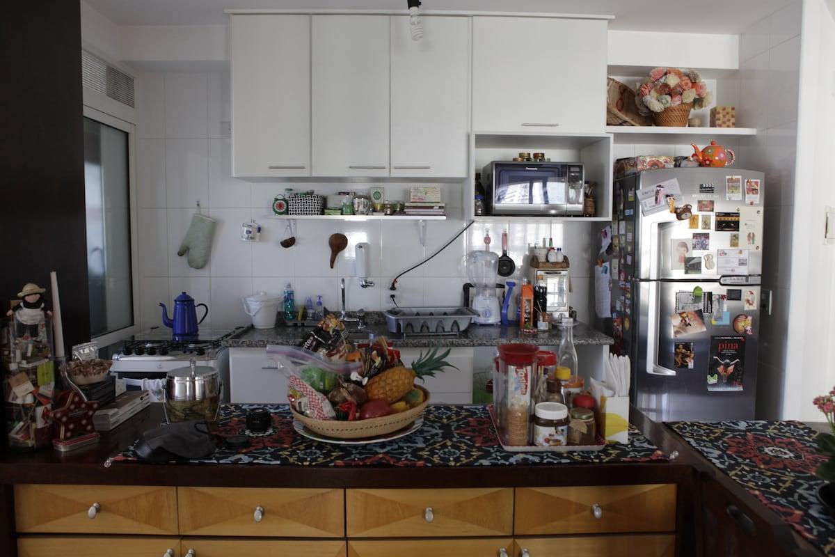 The Kitchen !