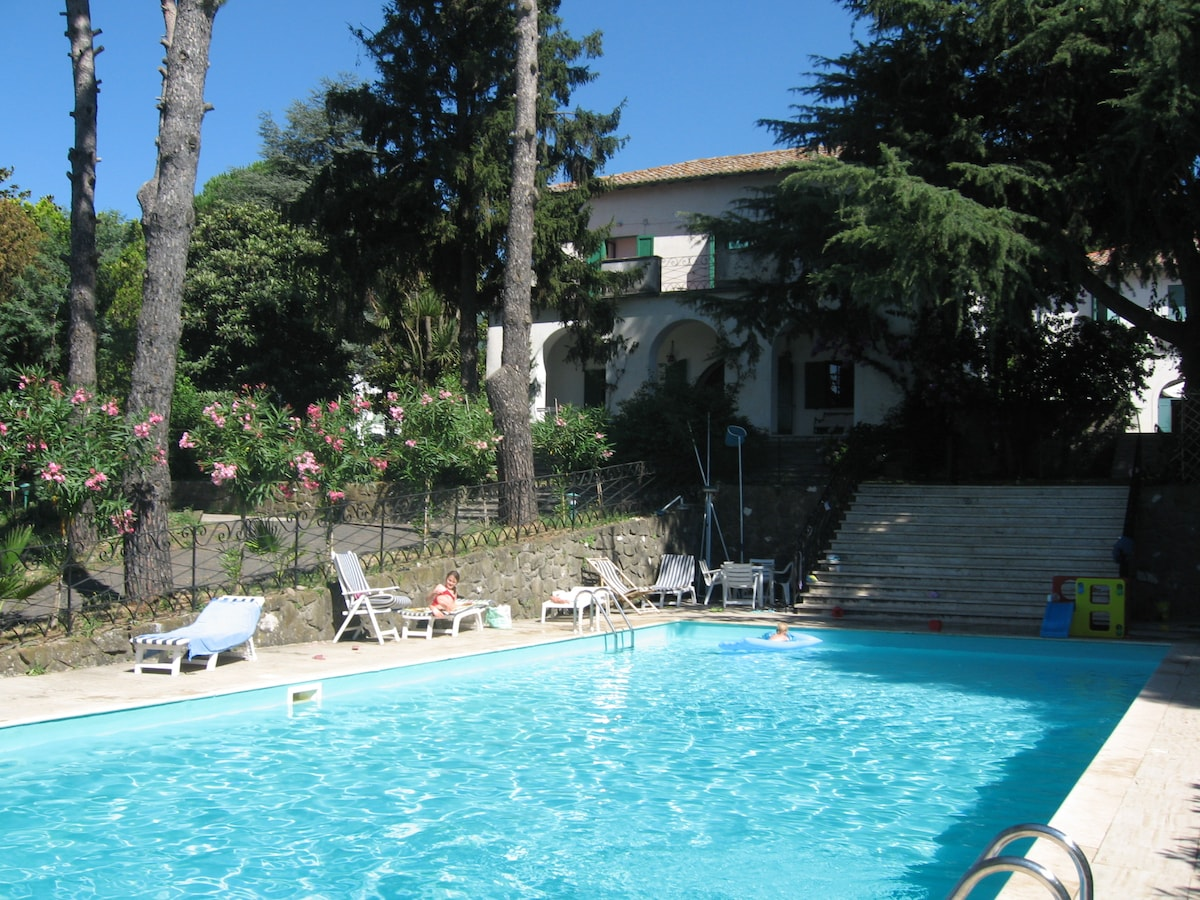 Villa del Portico+Villa degli Obló