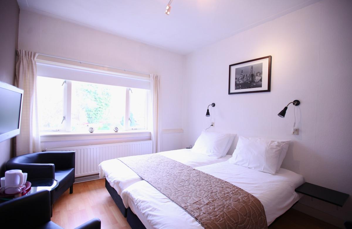 Quiet room in the centre of Leiden