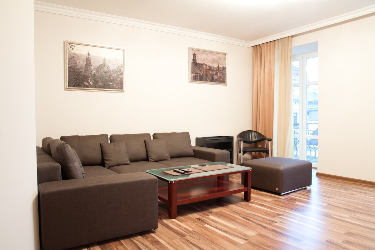 VIP-apartment in the center of Lviv