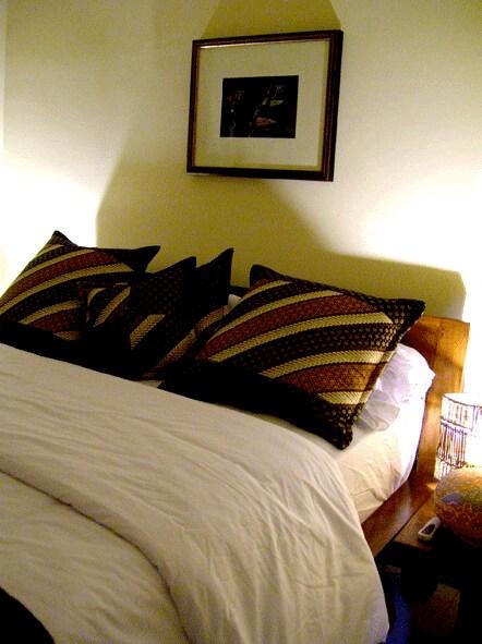 A little cozy room in Balangan