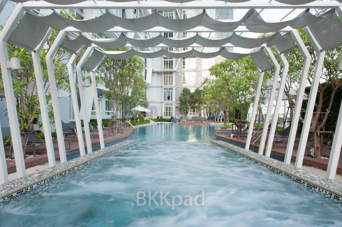 Bright+modern apartment on BTS [75]