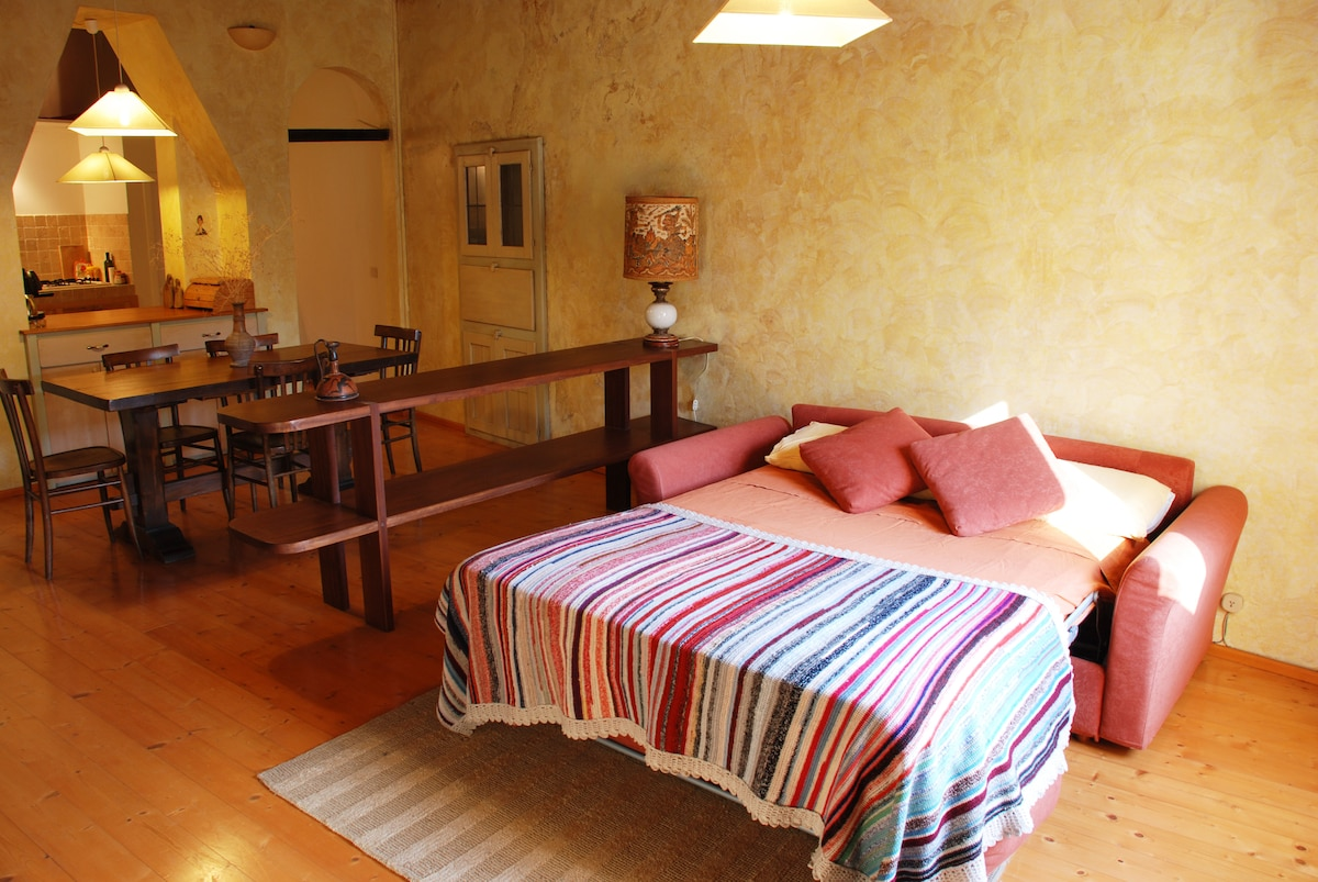 Enchanting medieval apartment