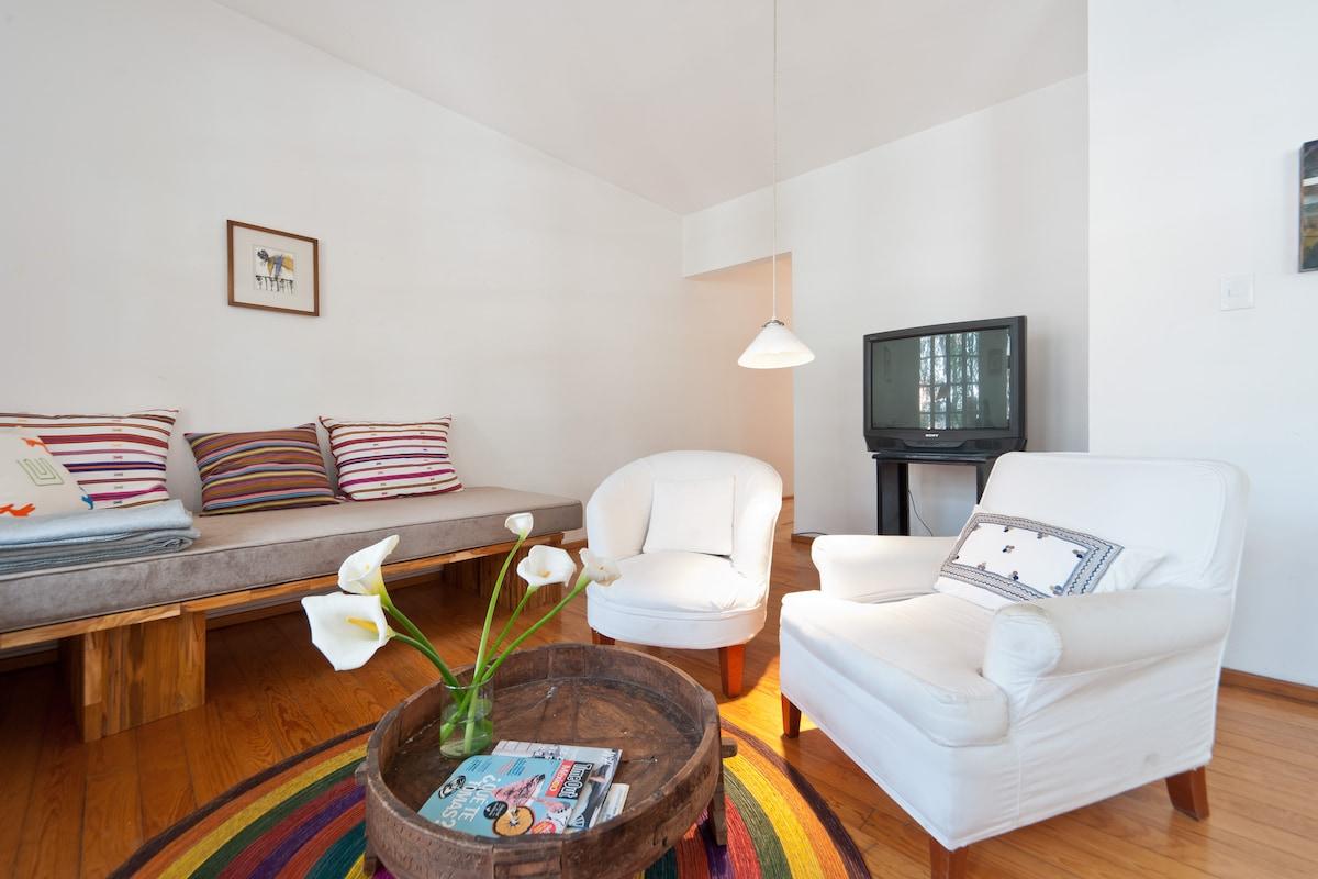 Beautiful, Big apartment, Condesa,