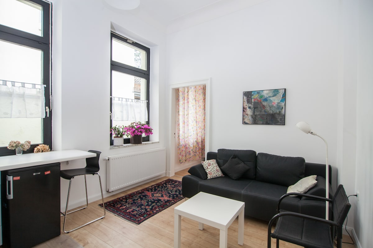 Apartment with terrasse in Krefeld