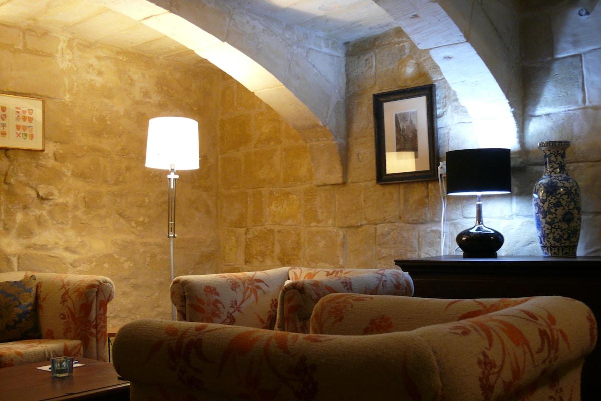 Lascaris Suite Palazzo San Pawl