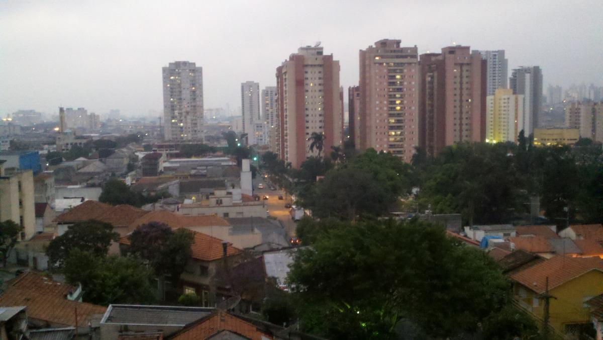 Apartment at Ipiranga, São Paulo