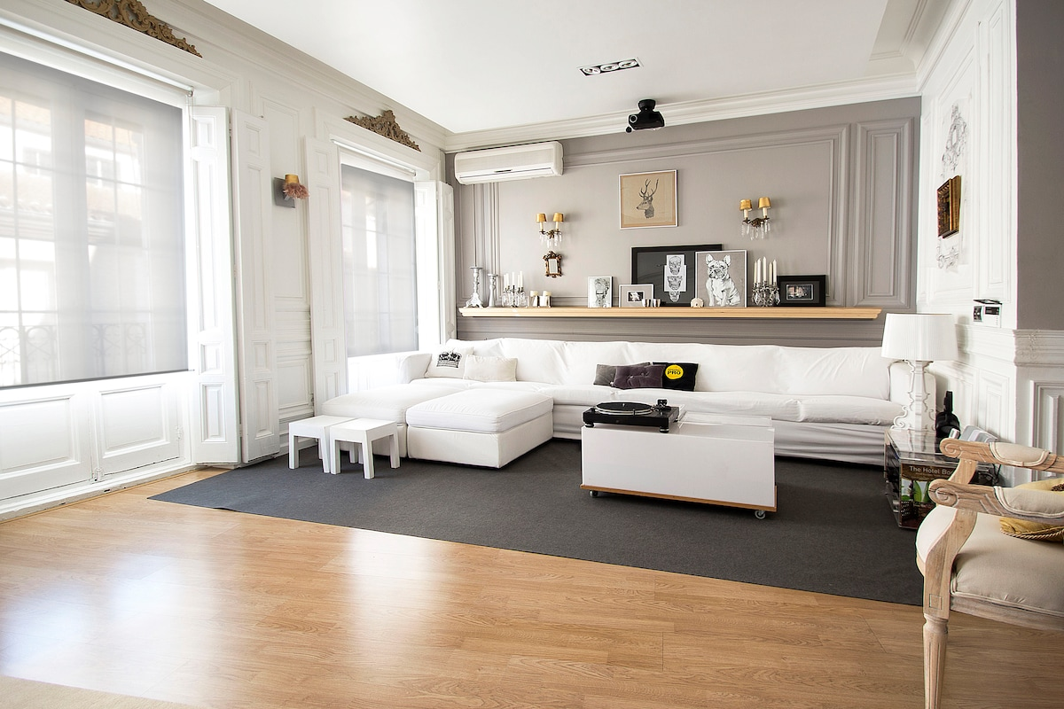 Luxurious Apartment in downtown