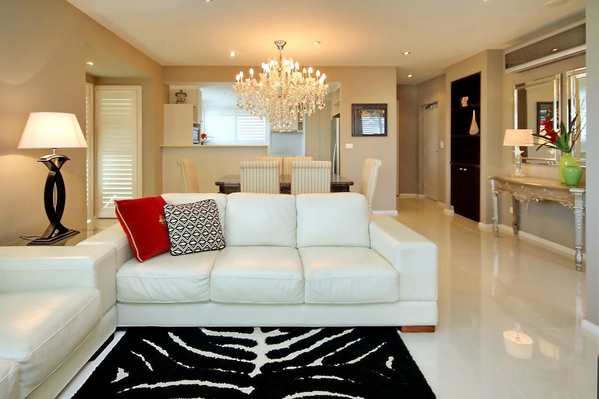 Apartment at Pacific Blue Resort