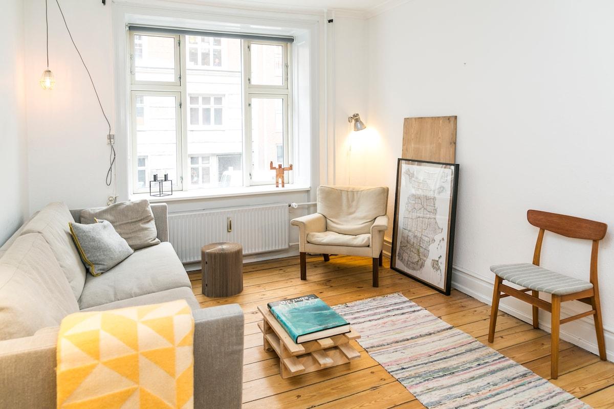 Cozy APT in the Heart of Copenhagen