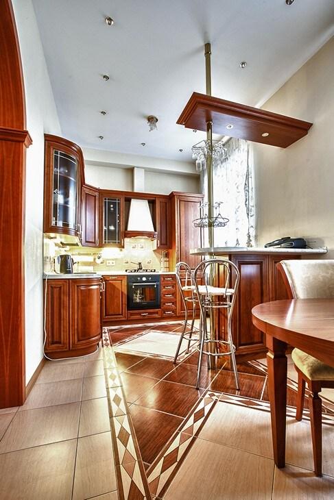 Premium apartment Smolensky Passage
